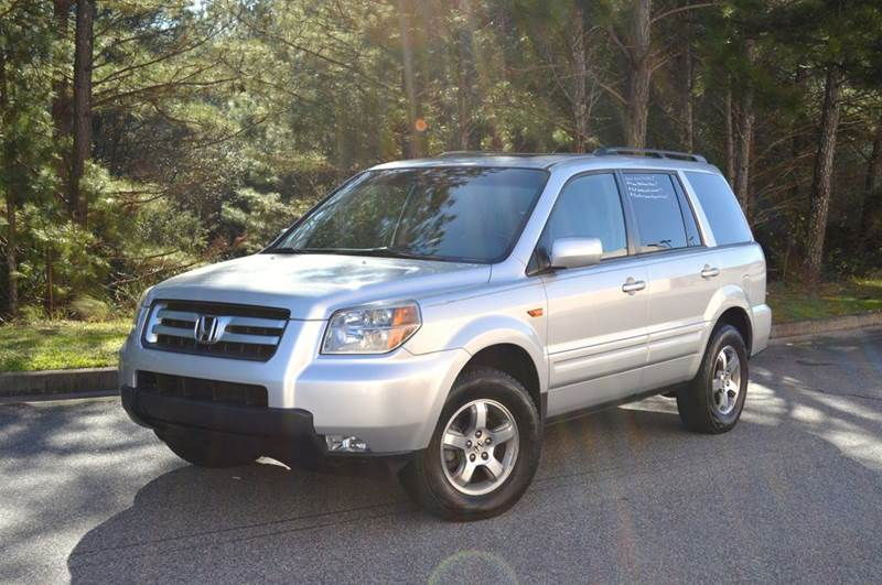 2006 honda pilot ex l 4dr suv in canton ga h and s auto. Black Bedroom Furniture Sets. Home Design Ideas