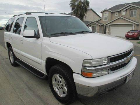 2004 Chevrolet Tahoe for sale in Sacramento, CA