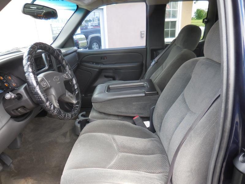 2006 Chevrolet Silverado 1500 Z71 Pkg 4dr Extended Cab 4WD 6.5 ft. SB - Stilwell KS
