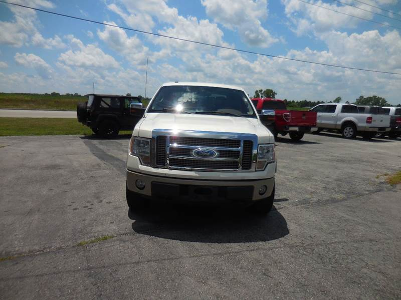 2009 Ford F-150 4x4 King Ranch 4dr SuperCrew Styleside 5.5 ft. SB - Stilwell KS