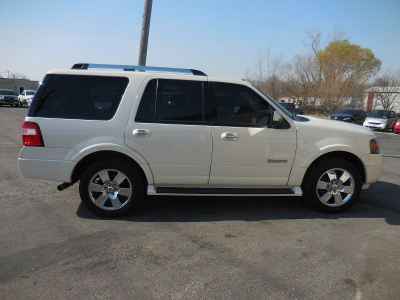 2007 Ford Expedition Limited 4dr SUV 4x4 - Stilwell KS