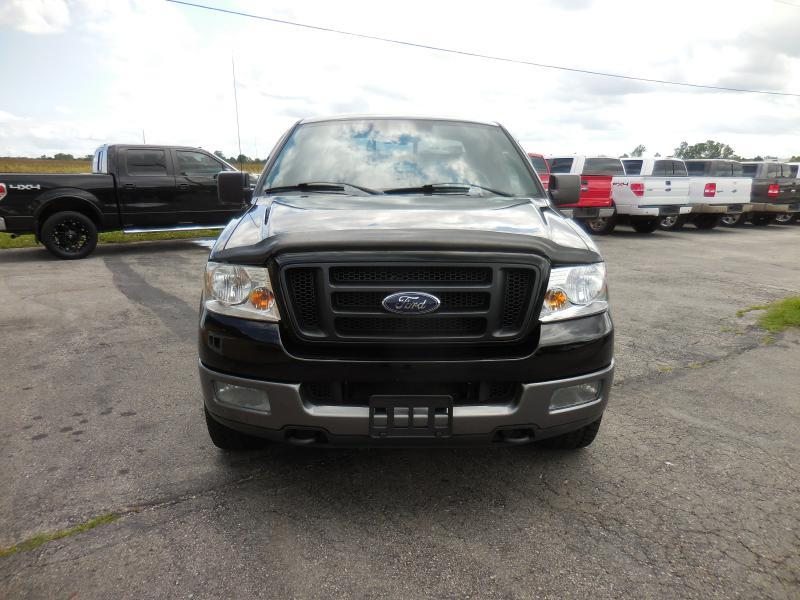 2004 Ford F-150 4dr SuperCab FX4 4WD Styleside 6.5 ft. SB - Stilwell KS