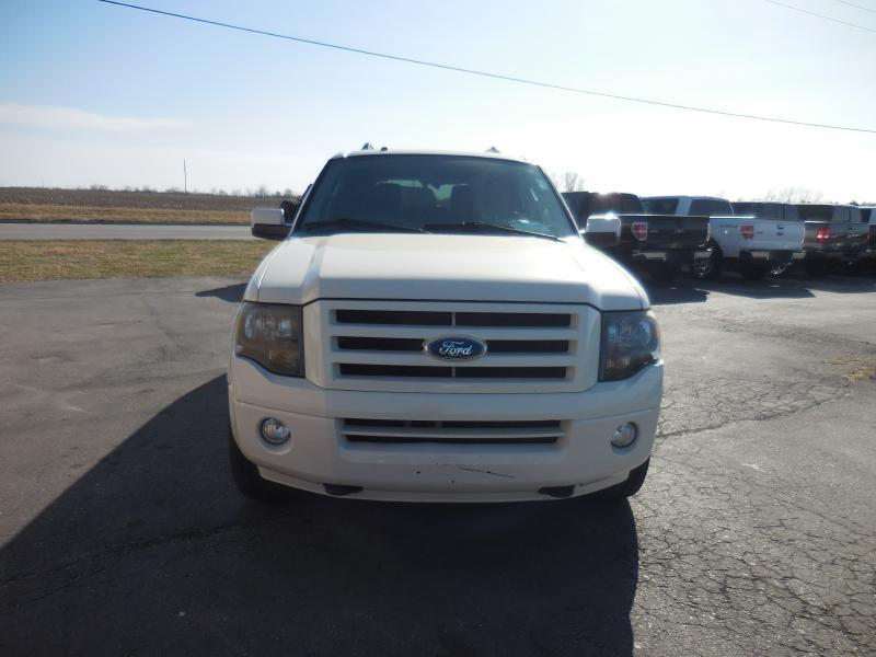 2007 Ford Expedition EL Limited 4dr SUV 4x4 - Stilwell KS