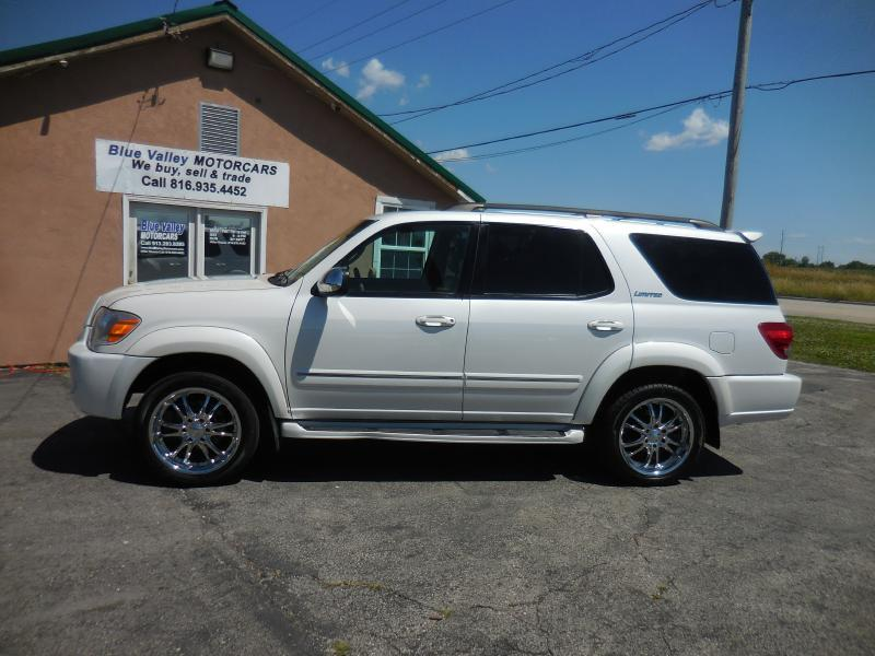 2007 Toyota Sequoia Limited 4dr SUV 4WD - Stilwell KS