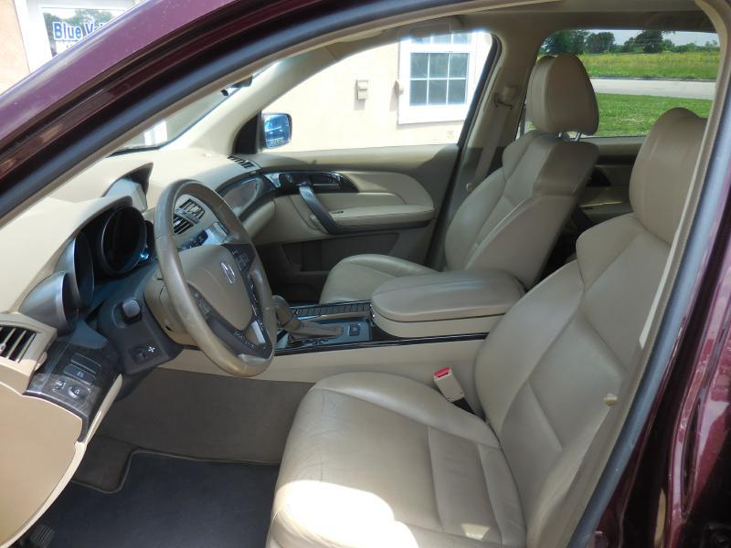2007 Acura MDX SH AWD w/Sport w/RES 4dr SUV and Entertainment Package - Stilwell KS