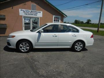 2009 Kia Optima for sale in Stilwell, KS