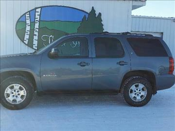 2008 Chevrolet Tahoe for sale in Bottineau, ND