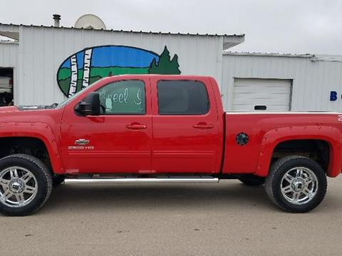 2013 Chevrolet Silverado 2500HD for sale in Bottineau, ND