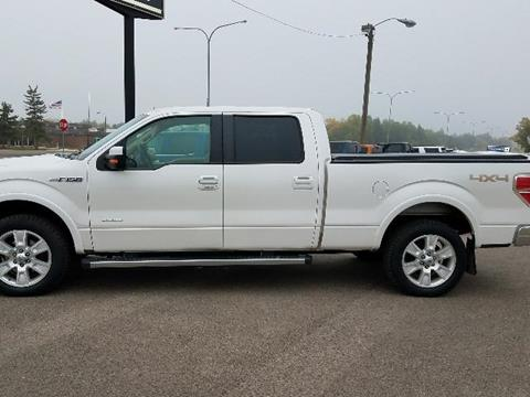 2013 Ford F-150 for sale in Bottineau, ND