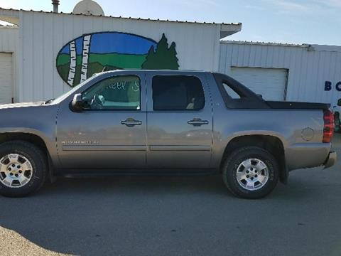 2007 Chevrolet Avalanche for sale in Bottineau ND