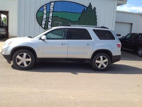 2010 GMC Acadia for sale in Bottineau, ND