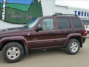 2004 Jeep Liberty for sale in Bottineau, ND