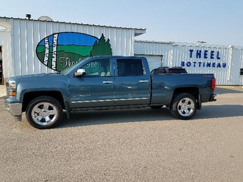 2014 Chevrolet Silverado 1500 for sale in Bottineau, ND
