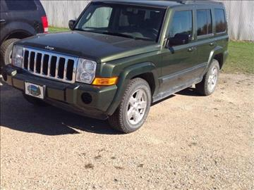 2007 Jeep Commander for sale in Bottineau, ND