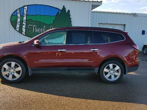 2015 Chevrolet Traverse for sale in Bottineau, ND