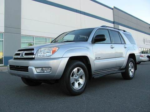 2005 Toyota 4Runner for sale in Chantilly, VA