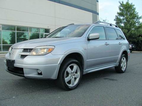 2005 Mitsubishi Outlander for sale in Chantilly, VA