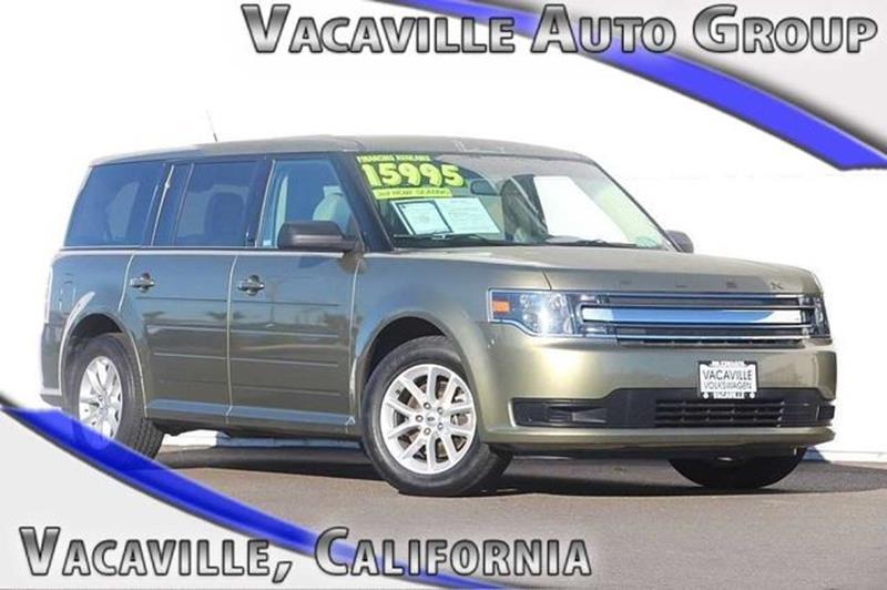 Ford Flex For Sale In Vacaville Ca