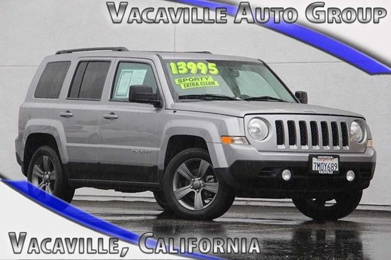 Jeep Patriot For Sale in Vacaville, CA - Carsforsale.com