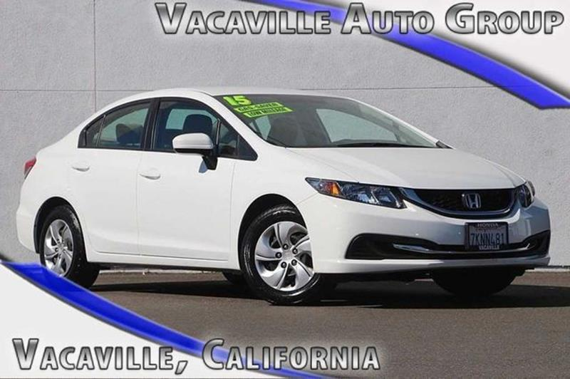 Honda Civic For Sale in Vacaville, CA - Carsforsale.com