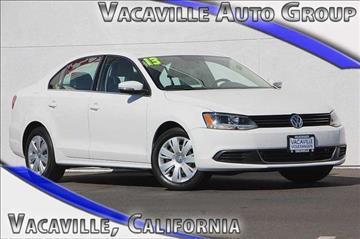 2013 Volkswagen Jetta for sale in Vacaville, CA