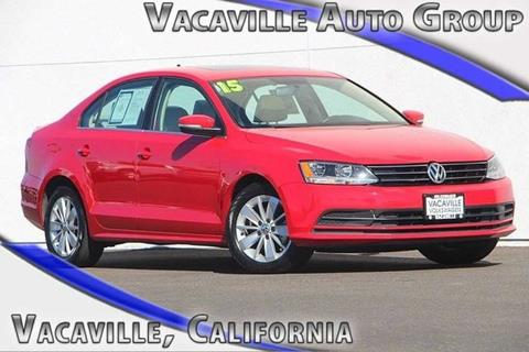 2015 Volkswagen Jetta for sale in Vacaville, CA