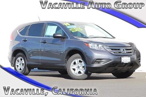 2014 Honda CR-V for sale in Vacaville, CA