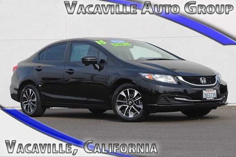 2015 Honda Civic for sale in Vacaville, CA
