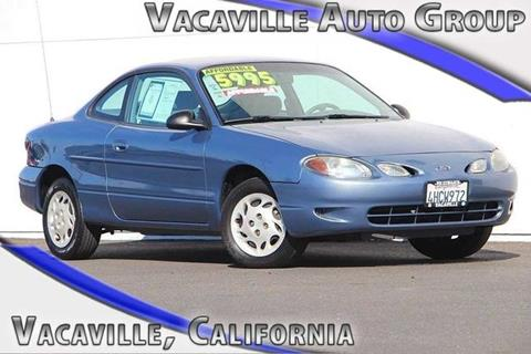 1999 Ford Escort for sale in Vacaville CA