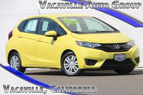 2015 Honda Fit for sale in Vacaville, CA