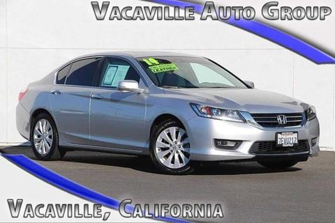 2014 Honda Accord for sale in Vacaville, CA