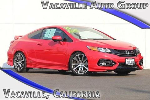 2015 Honda Civic for sale in Vacaville CA