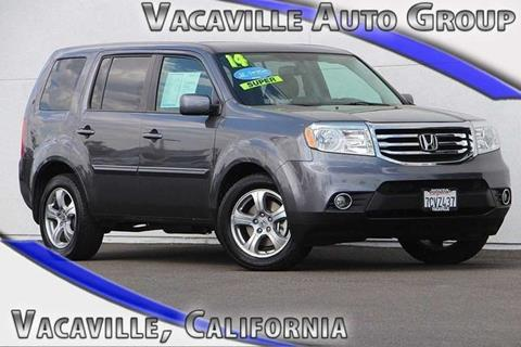 2014 Honda Pilot for sale in Vacaville, CA