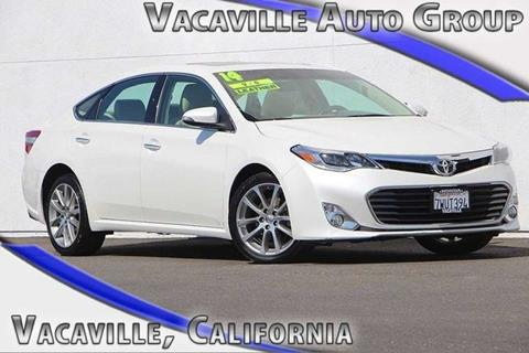 2014 Toyota Avalon for sale in Vacaville, CA