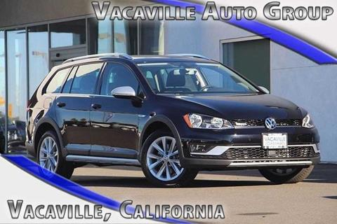 2017 Volkswagen Golf Alltrack for sale in Vacaville, CA