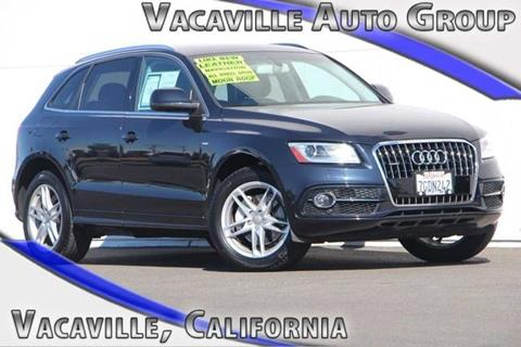 2014 Audi Q5 for sale in Vacaville, CA