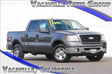 2007 Ford F-150 for sale in Vacaville, CA