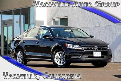 2017 Volkswagen Passat for sale in Vacaville CA
