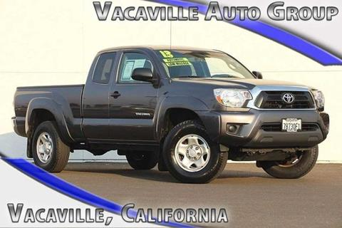 2013 Toyota Tacoma for sale in Vacaville, CA