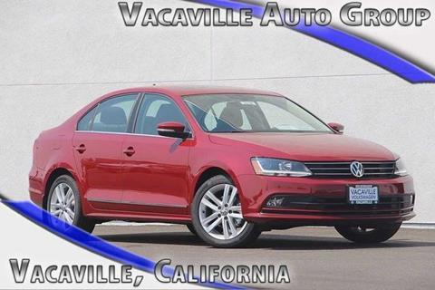 2017 Volkswagen Jetta for sale in Vacaville CA