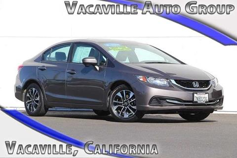 2014 Honda Civic for sale in Vacaville CA