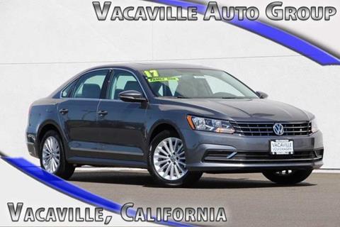 2017 Volkswagen Passat for sale in Vacaville CA