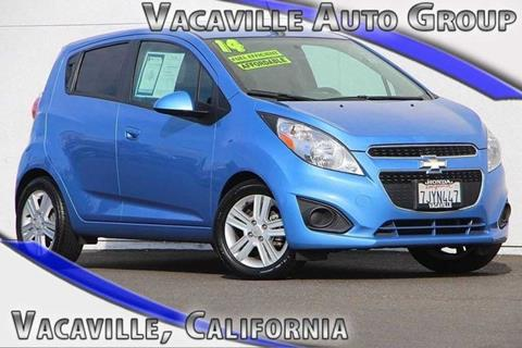 2014 Chevrolet Spark for sale in Vacaville CA
