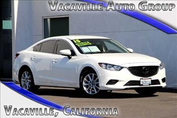 2015 Mazda MAZDA6 for sale in Vacaville, CA