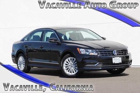 2017 Volkswagen Passat for sale in Vacaville, CA