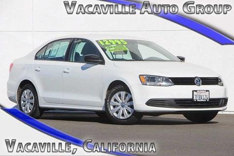 2014 Volkswagen Jetta for sale in Vacaville, CA
