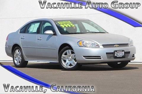 2013 Chevrolet Impala for sale in Vacaville, CA