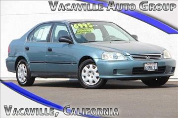 2000 Honda Civic for sale in Vacaville, CA