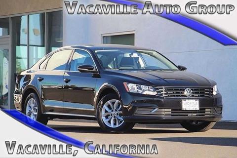 2017 Volkswagen Passat For Sale Carsforsale Com