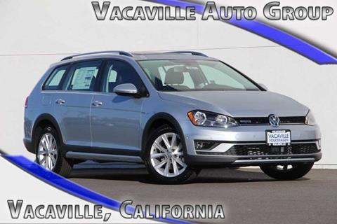 2017 Volkswagen Golf Alltrack for sale in Vacaville, CA